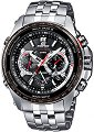 "Часовник Casio - Edifice Tough Solar EQW-M710DB-1A1ER - От серията ""Edifice: Tough Solar"" -"