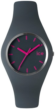 "Часовник Ice Watch - Ice Glam - Gray ICE.GY.U.S.12 - От серията ""Ice Glam"" -"