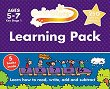 Gold Stars: Learning Pack - key stage 1 + stickers - Betty Root, Monica Hughes, Peter Patilla, Paul Broadbent -