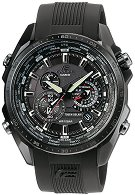 "Часовник Casio - Edifice Tough Solar EQS-500C-1A1ER - От серията ""Edifice: Tough Solar"""