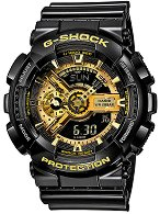 "Часовник Casio - G-Shock GA-110GB-1AER - От серията ""G-Shock"""