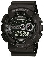 "Часовник Casio - G-Shock GD-100-1BER - От серията ""G-Shock"""