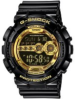 "Часовник Casio - G-Shock GD-100GB-1ER - От серията ""G-Shock"""