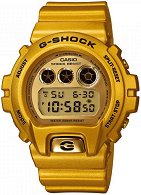 "Часовник Casio - G-Shock DW-6900GD-9ER - От серията ""G-Shock"""