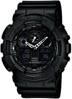 "Часовник Casio - G-Shock GA-100-1A1ER - От серията ""G-Shock"""