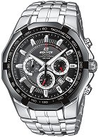 "Часовник Casio - Edifice EF-540D-1AVEF - От серията ""Edifice"""